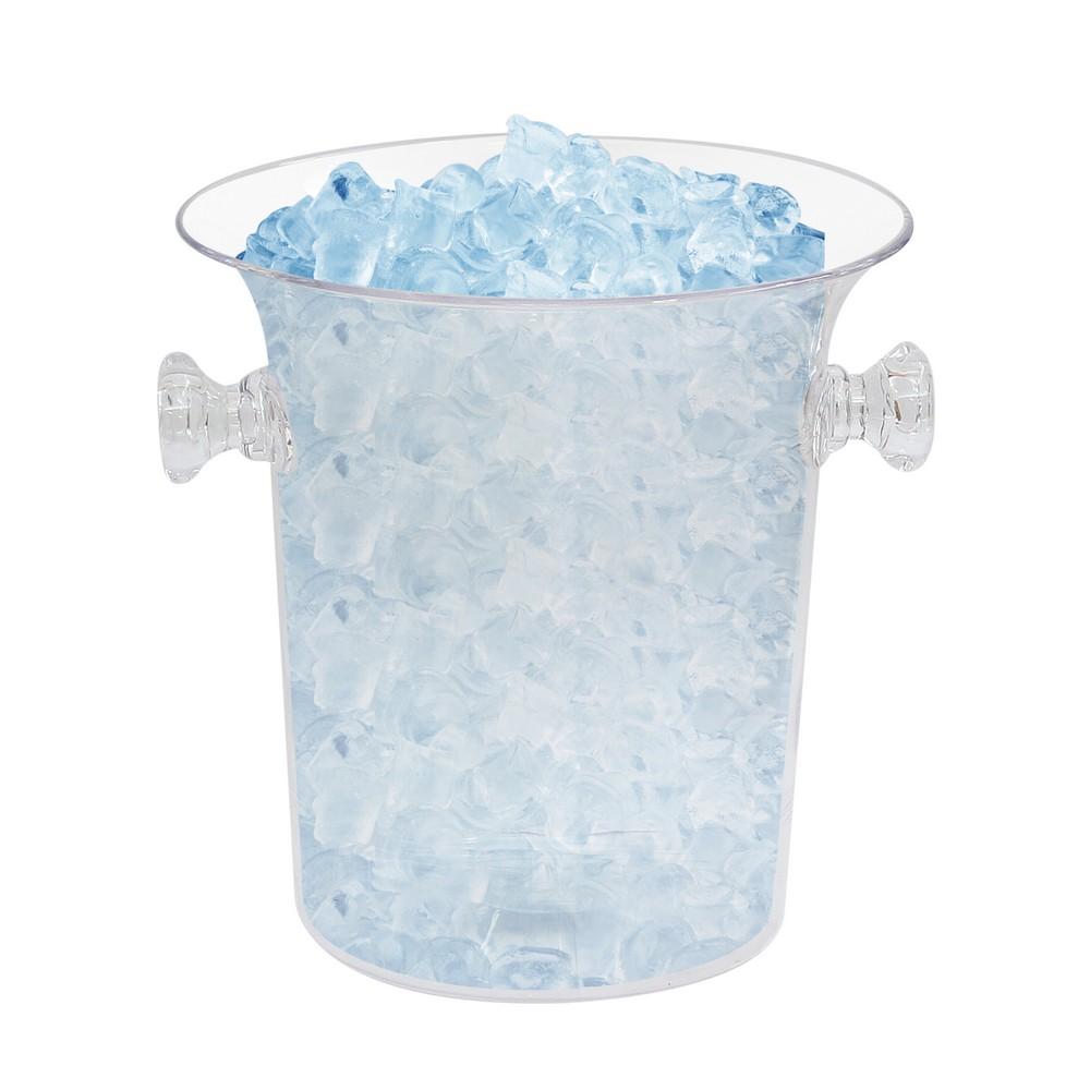 Hilera acrilico transparente mevc1-1