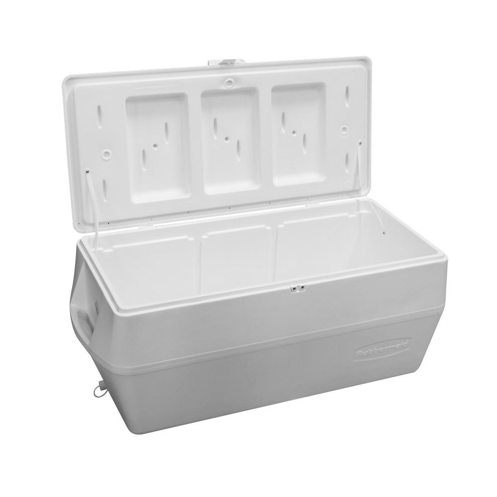 Hielera de 150 cuartos marine ice chest