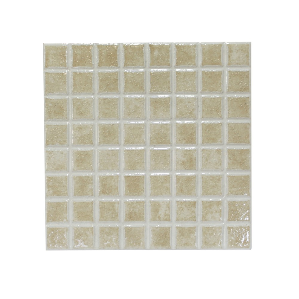 Cer mica de piso de 20x20 cent metros mosaico beige ceramica para piso sanboro - Azulejos 20x20 colores ...