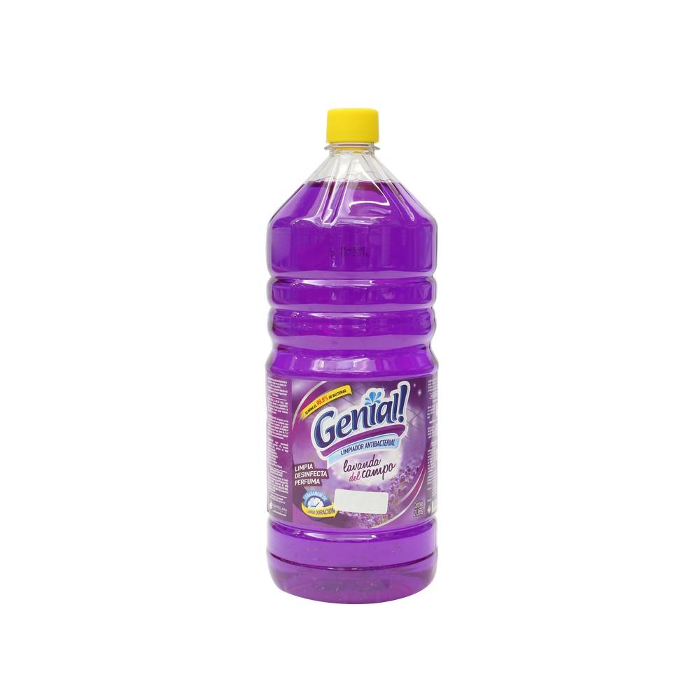 Desinfectante para piso genial lavanda 2 l