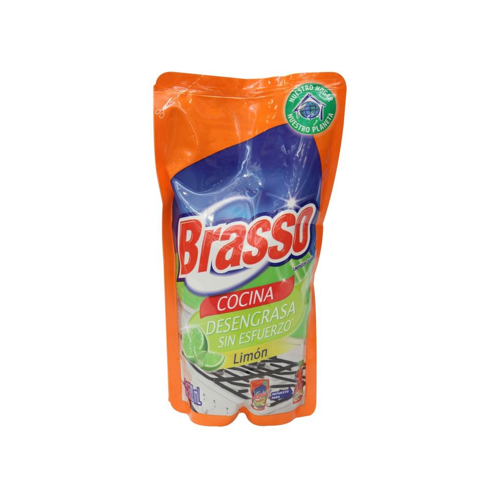 Limpiador para cocina antigrasa brasso 17 oz