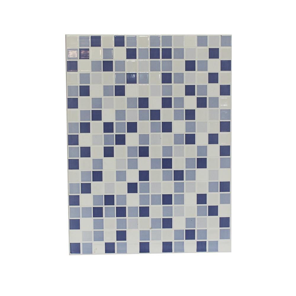 Cerámica de pared 33.4x25 cm oporto azul