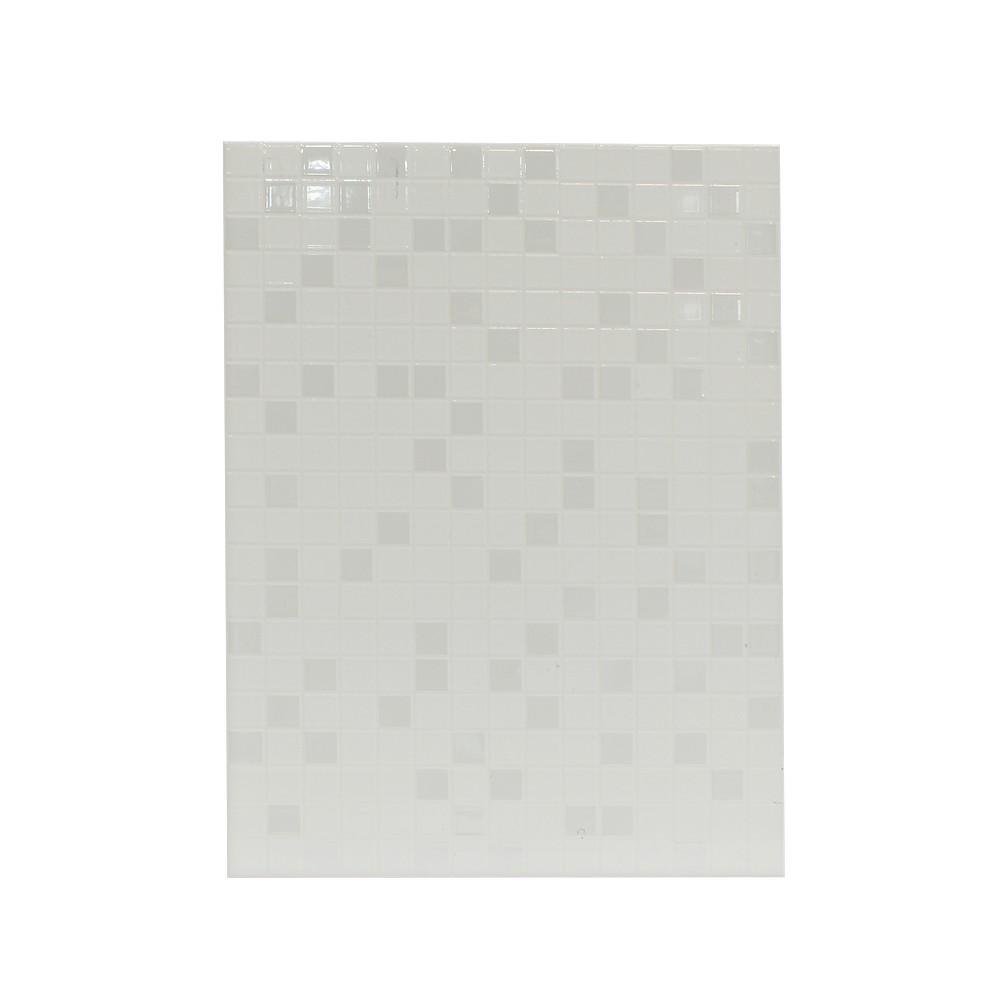 Cerámica de pared 33.4x25 cm oporto blanco