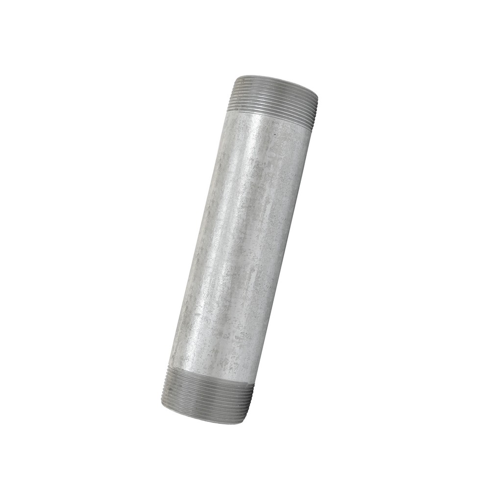 Niple galvanizado de 2 x 10 pulg