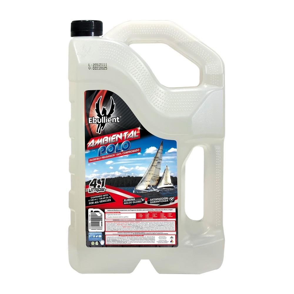 Aroma para carro polo carwash 10044