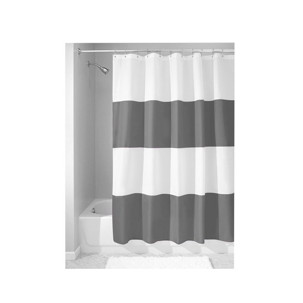 Cortina para ba o impermeable zeno cortinas para ba o for Ojales para cortinas de bano