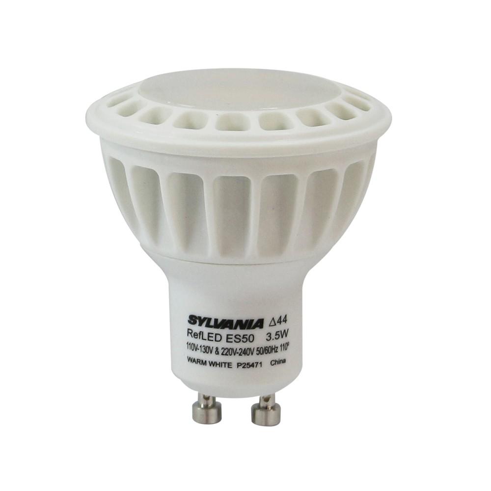 REFLECTOR GU10 LED DE 3.5 WATTS 3000º KELVIN