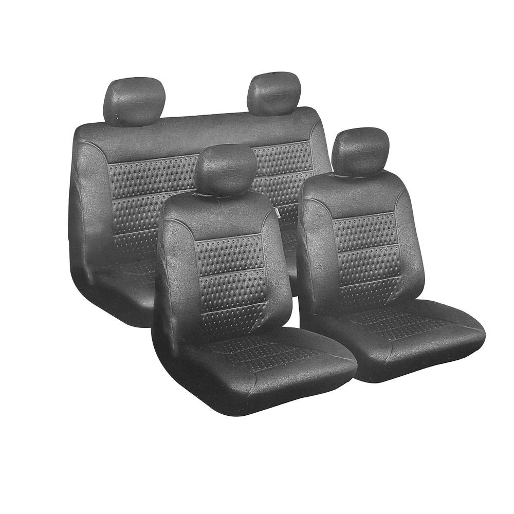 Forro negro para asiento de carro