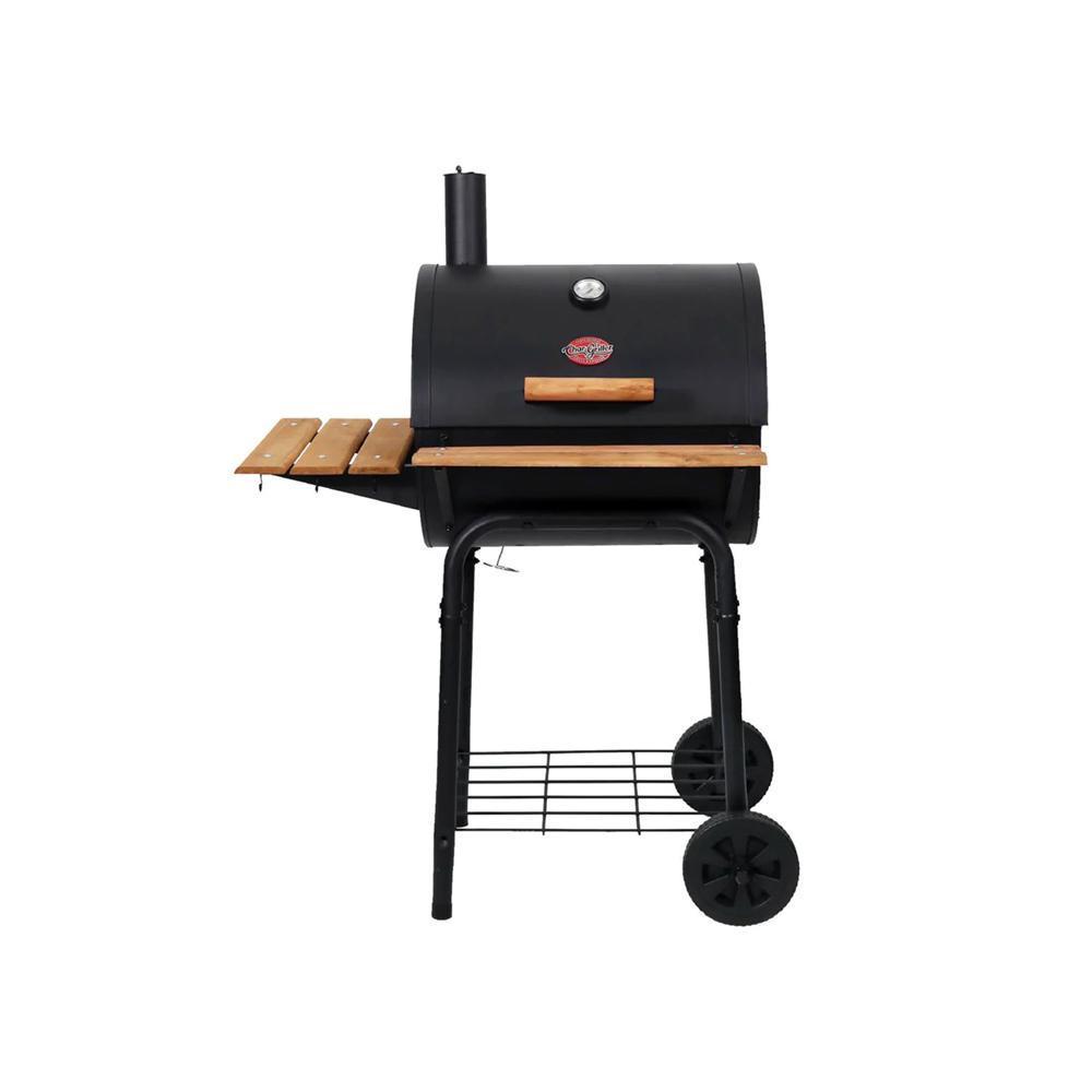 Barbacoa carbón main grill
