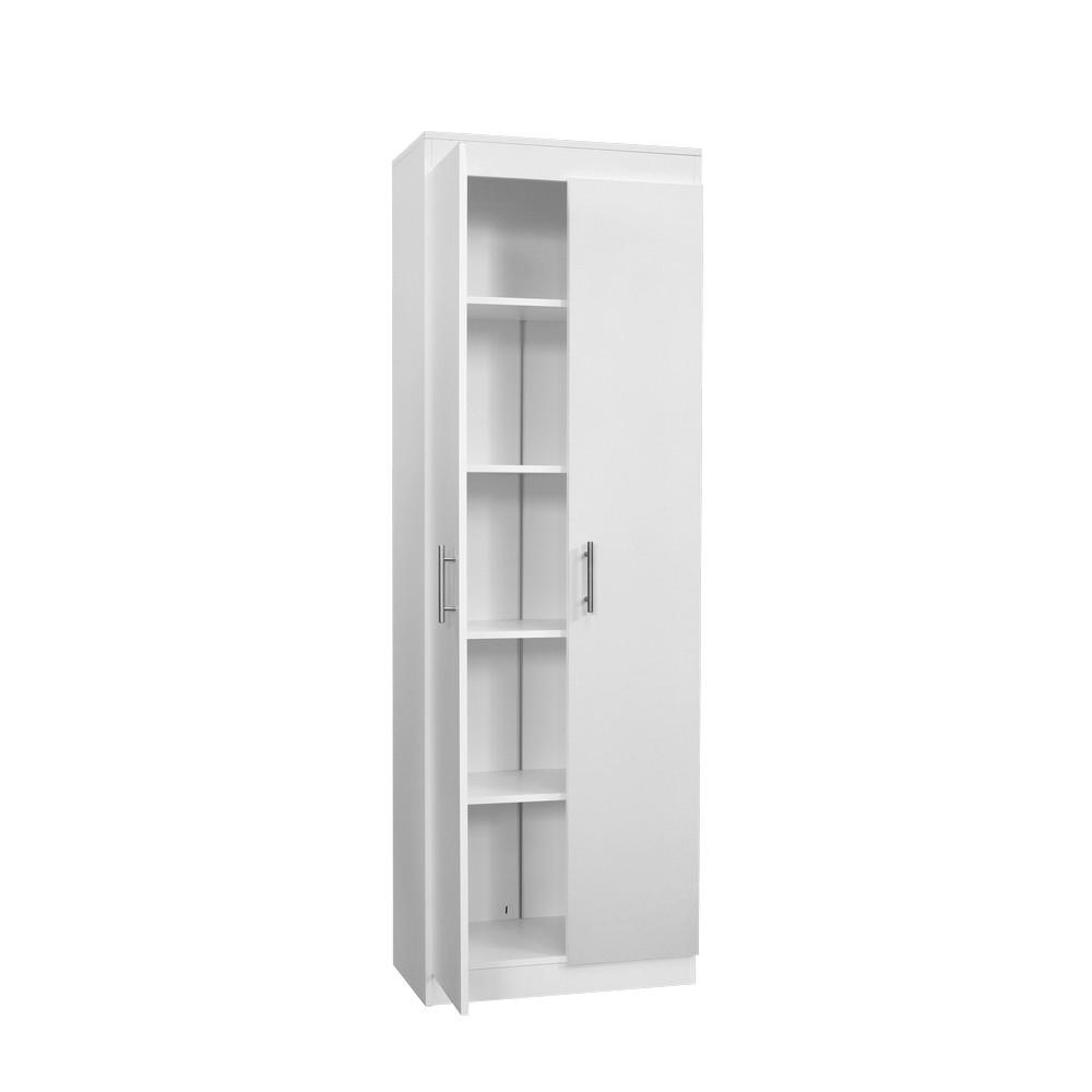 Closet 5 repisas blanco nepal