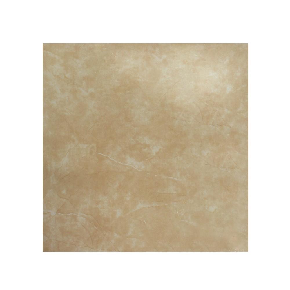 Cerámica de piso 45x45 cm dubai marron