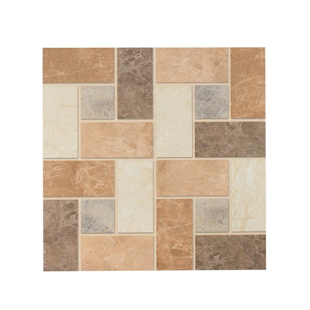 Cer mica de piso de 33x33 alcala marr n ceramica para for Ver ceramicas para pisos