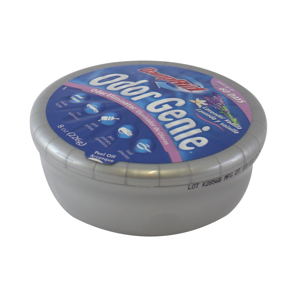Eliminador de olores vainilla en tableta