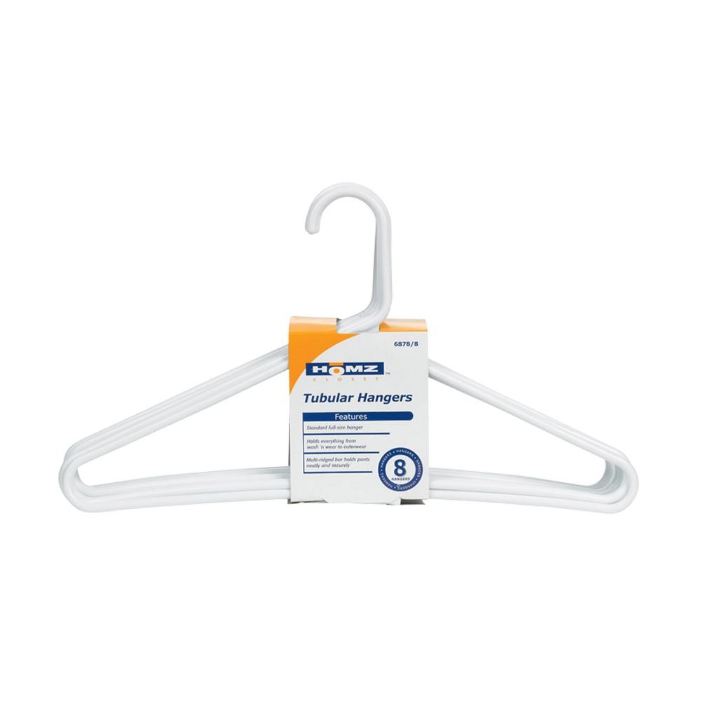 ganchos para ropa plastico blanco 5434188 s 8