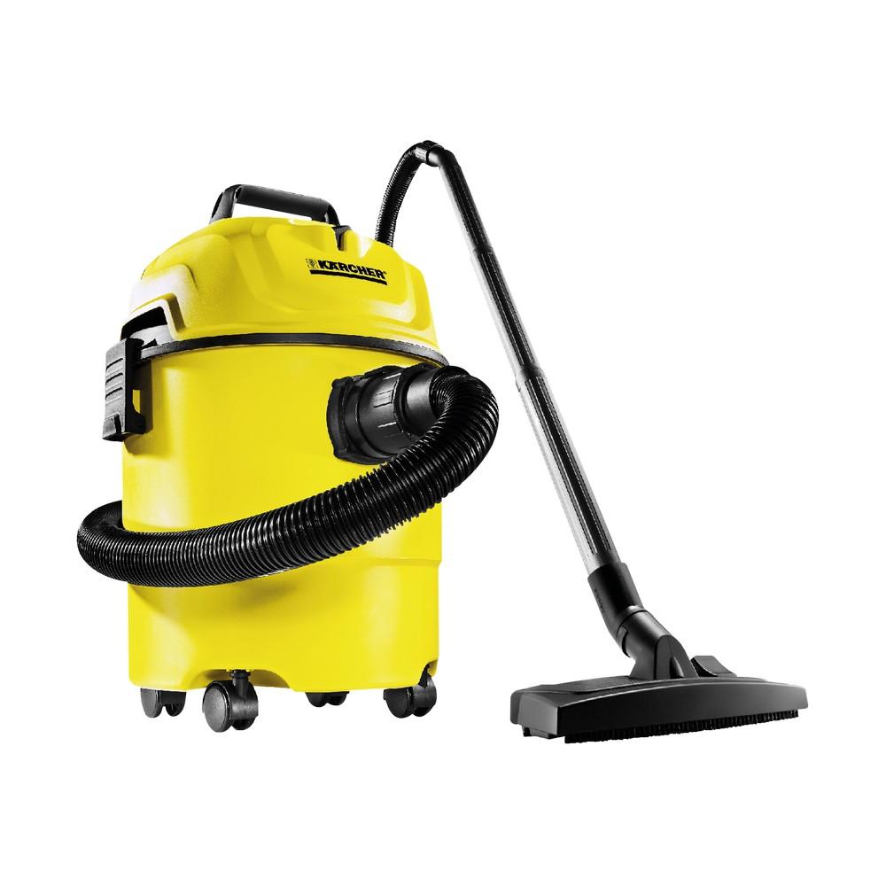 Aspiradora de 15 litros a 120 voltios aspiradoras e for Aspiradoras para jardin
