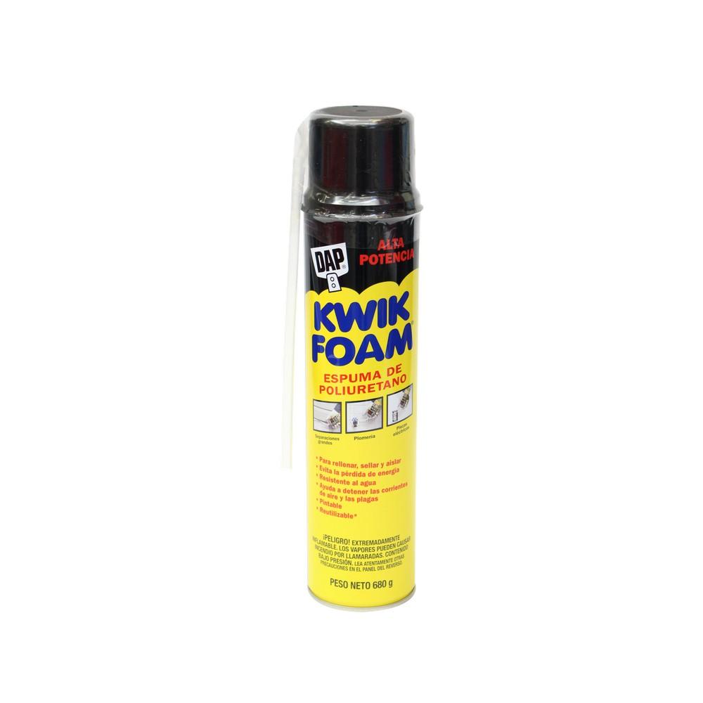 Espuma de poliuretano 680 g