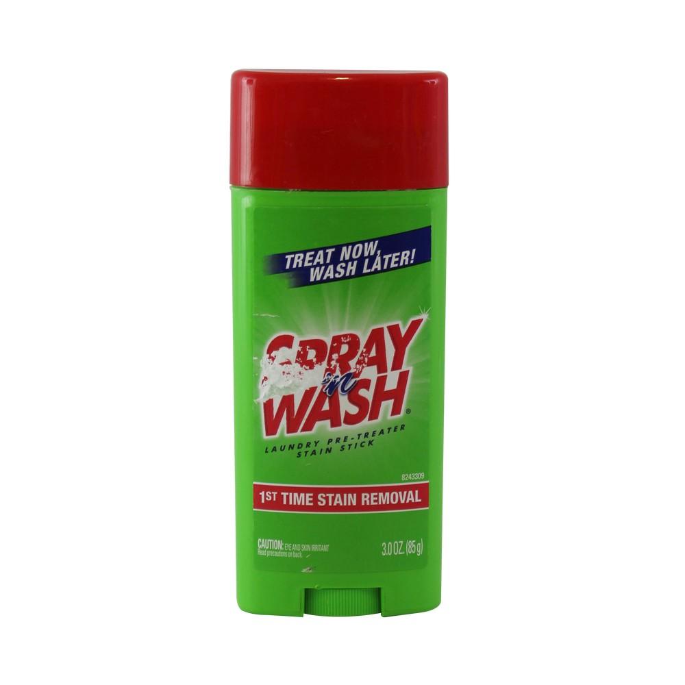 Limpiador para ropa en barra spray n wash 3 oz