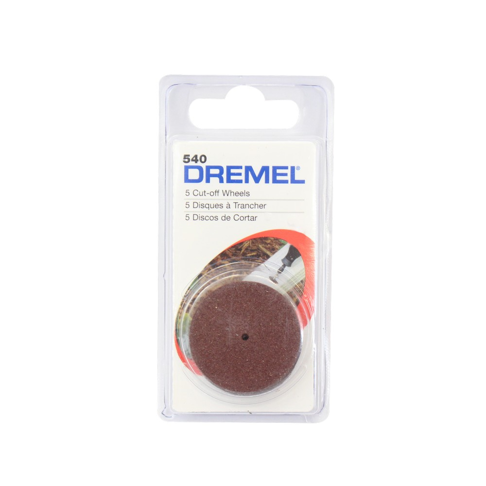 Accesorio dremel disco de corte de 1.1/4 de pulgada
