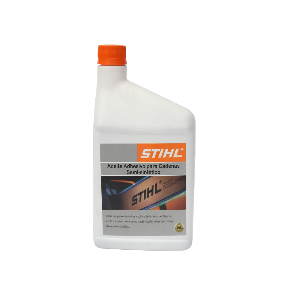 Aceite para cadena de motosierra stihl qto oil cad 1 4 - Aceite cadena motosierra ...