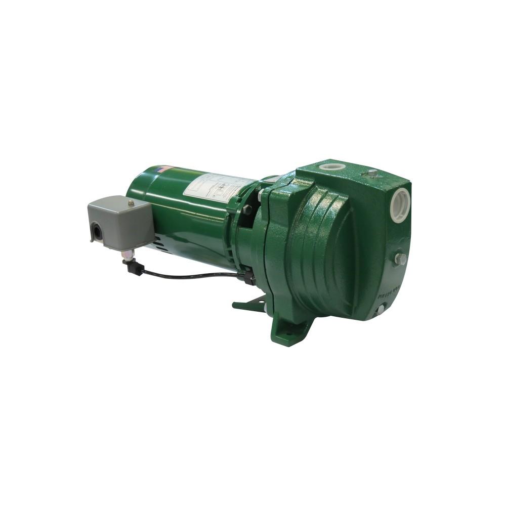 Bomba para cisterna  de 1/2 hp