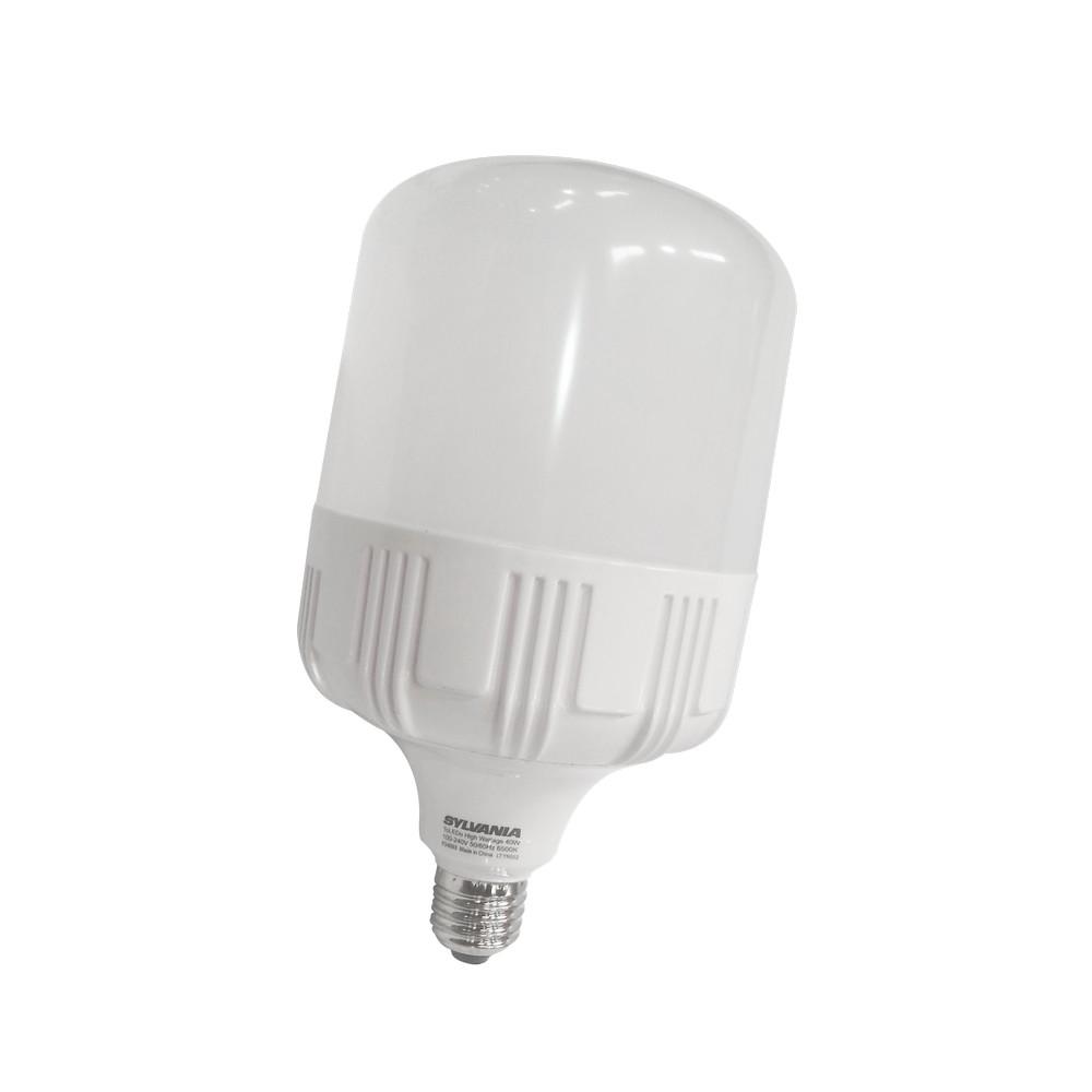 Foco led alta potencia de 40 watts luz blanca, base e27, 100-240 voltios.