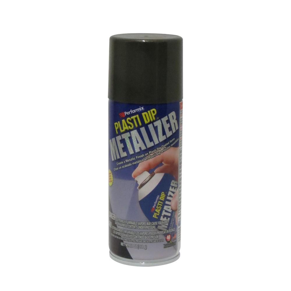 Pintura en spray grafito metalico 11oz plastidip 11287
