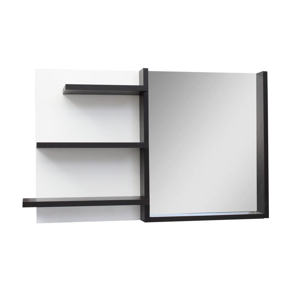espejo para bao con repisa