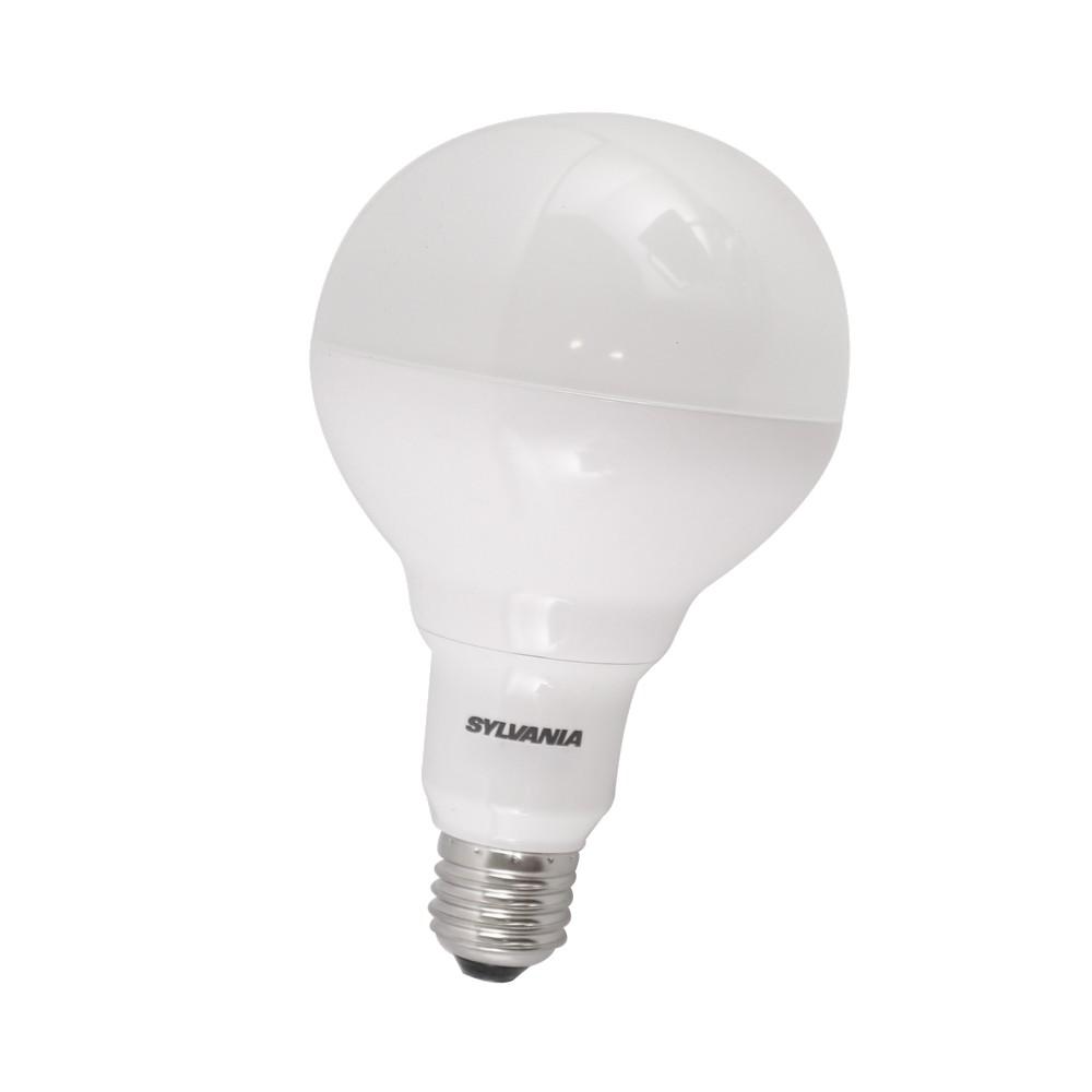 Foco led 20w e27 luz blanca tipo globo