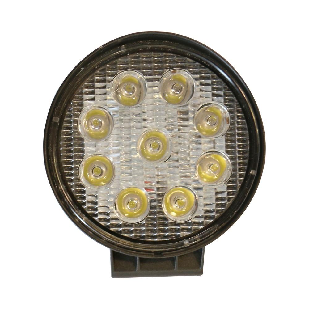 Lámpara led para carro 12v redonda