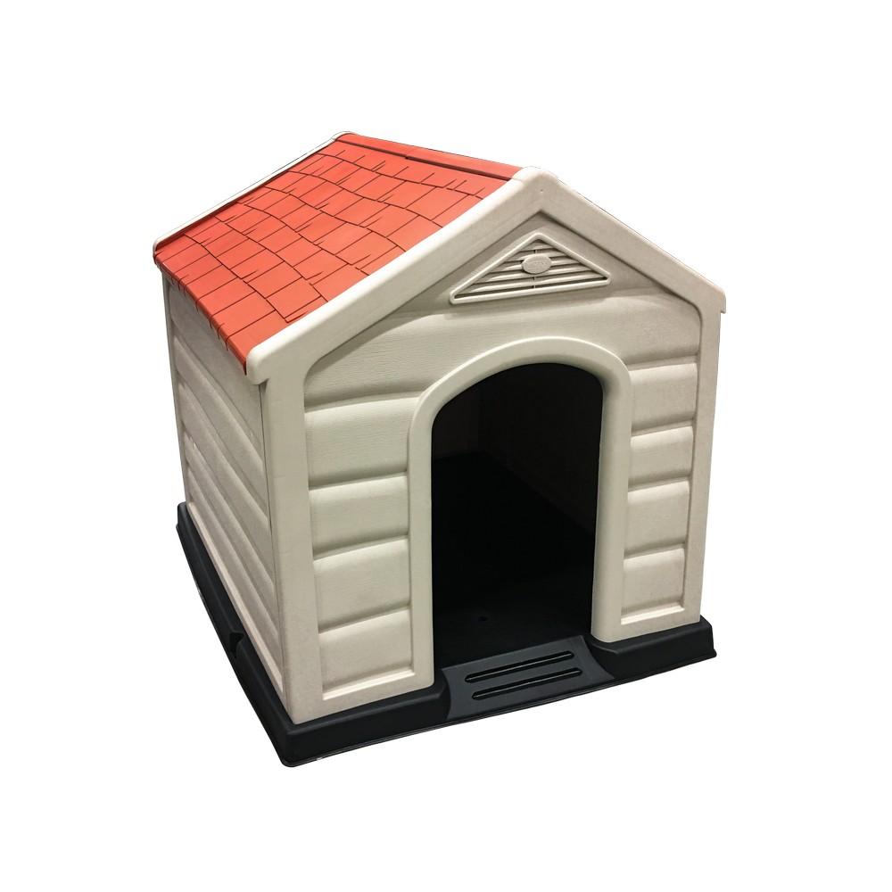 77166adc1f5 Casa para perro taupe rimax miscelaneo mascotas jpg 1000x1000 Casa para  perros