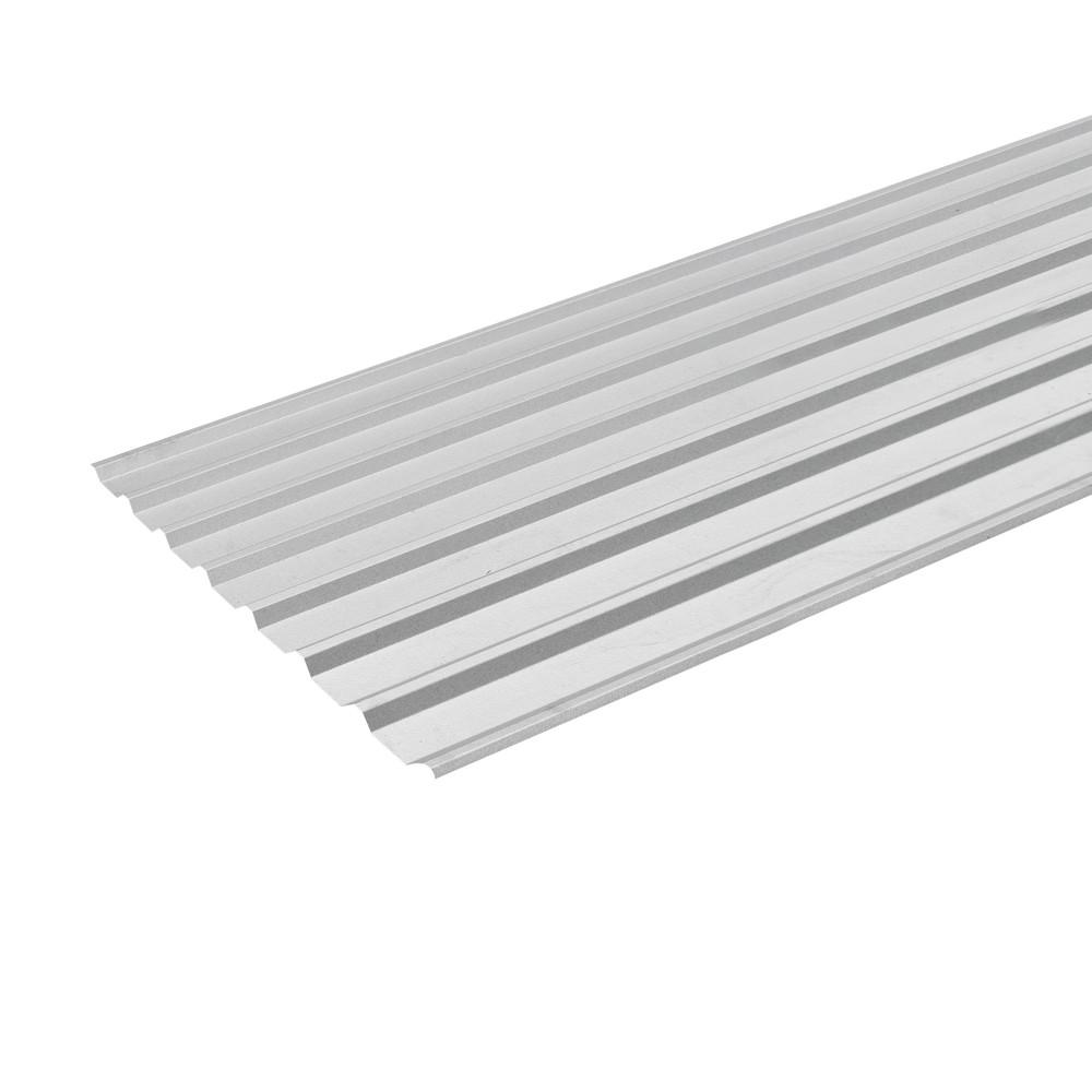 Lámina de aluminio 4.5 metros calibre 26