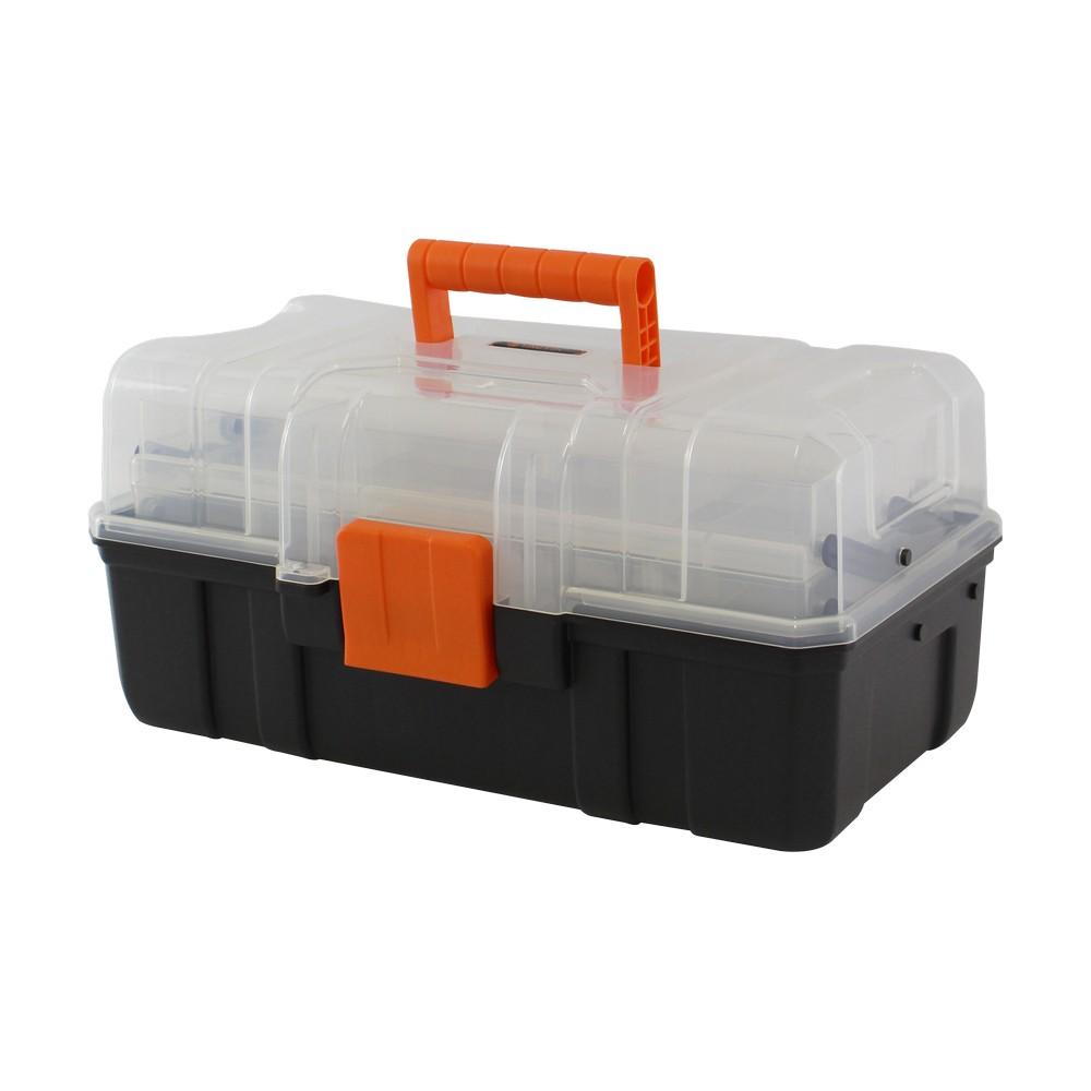 Caja plástica para herramientas 13 pulg