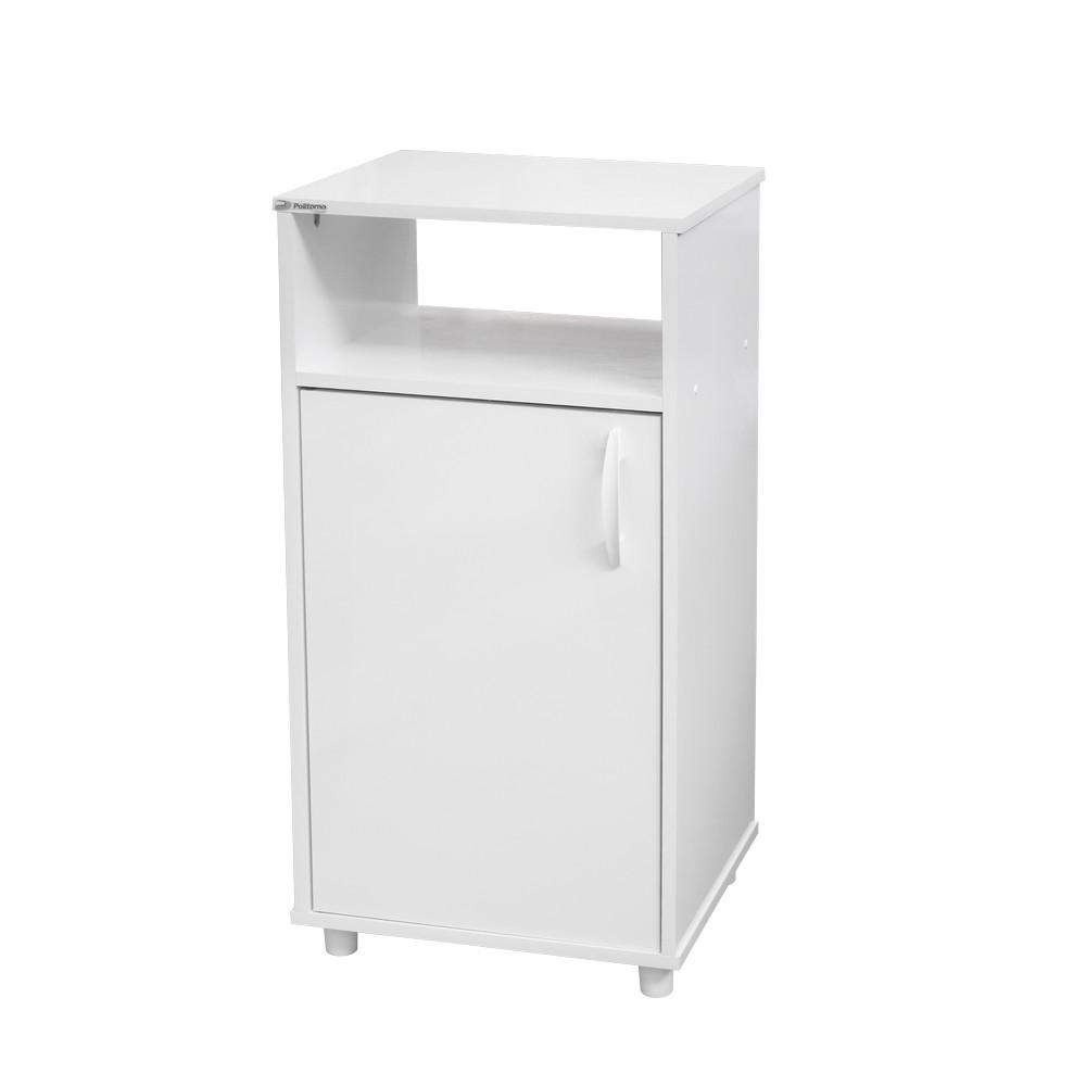 Mueble para dispensador de agua color blanco muebles for Mueble blanco pared