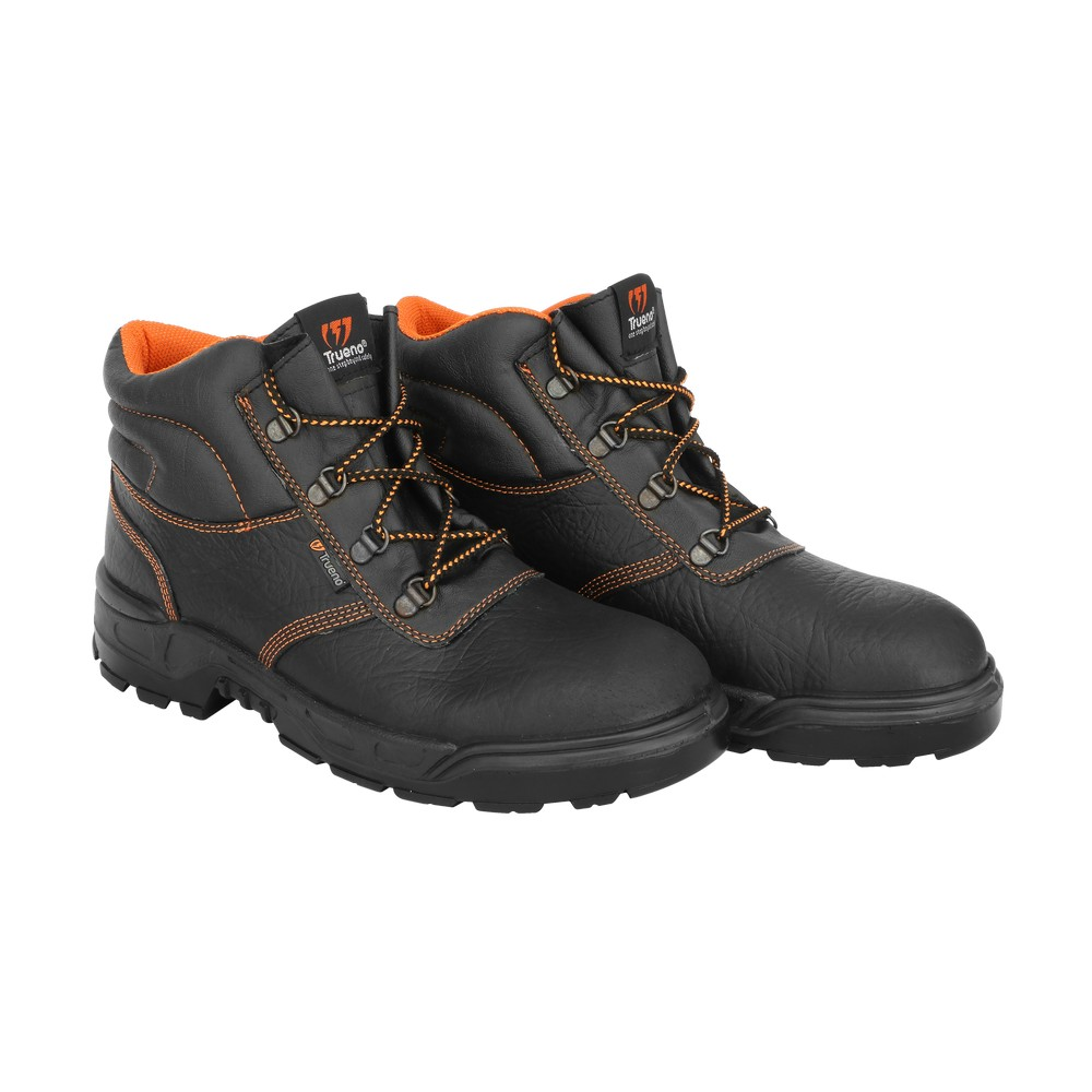 Zapato industrial cubo de acero talla 12