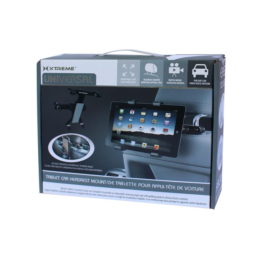 Soporte ajustable para tablet negro xtm5-0100-bly