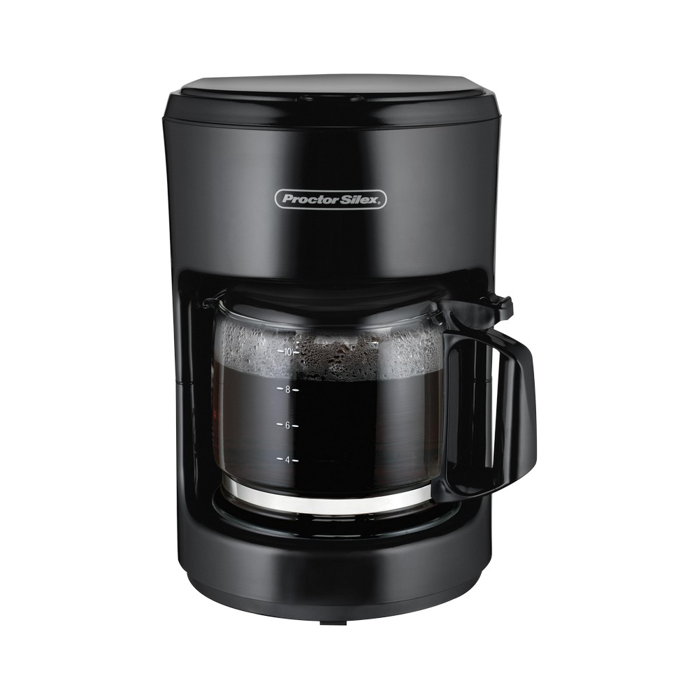 Cafetera 10t proctor silex 48351