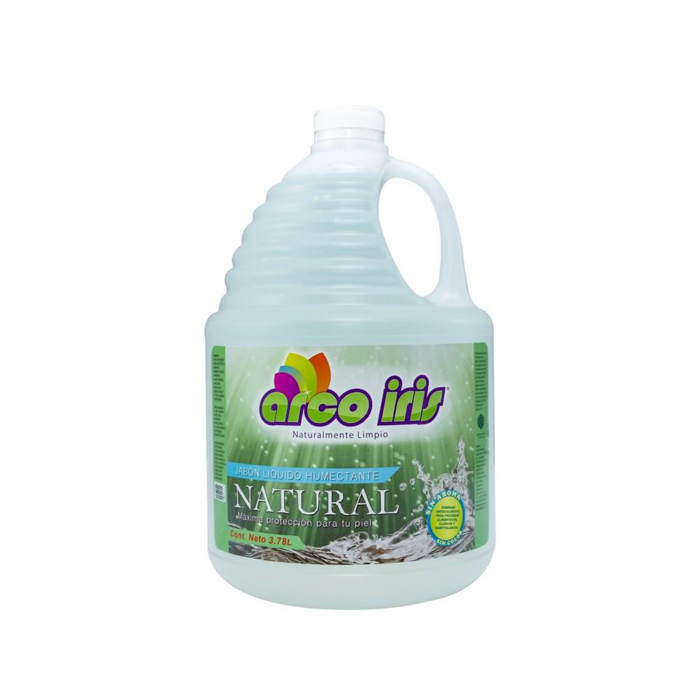 Jabon para manos liquido natural1 gal