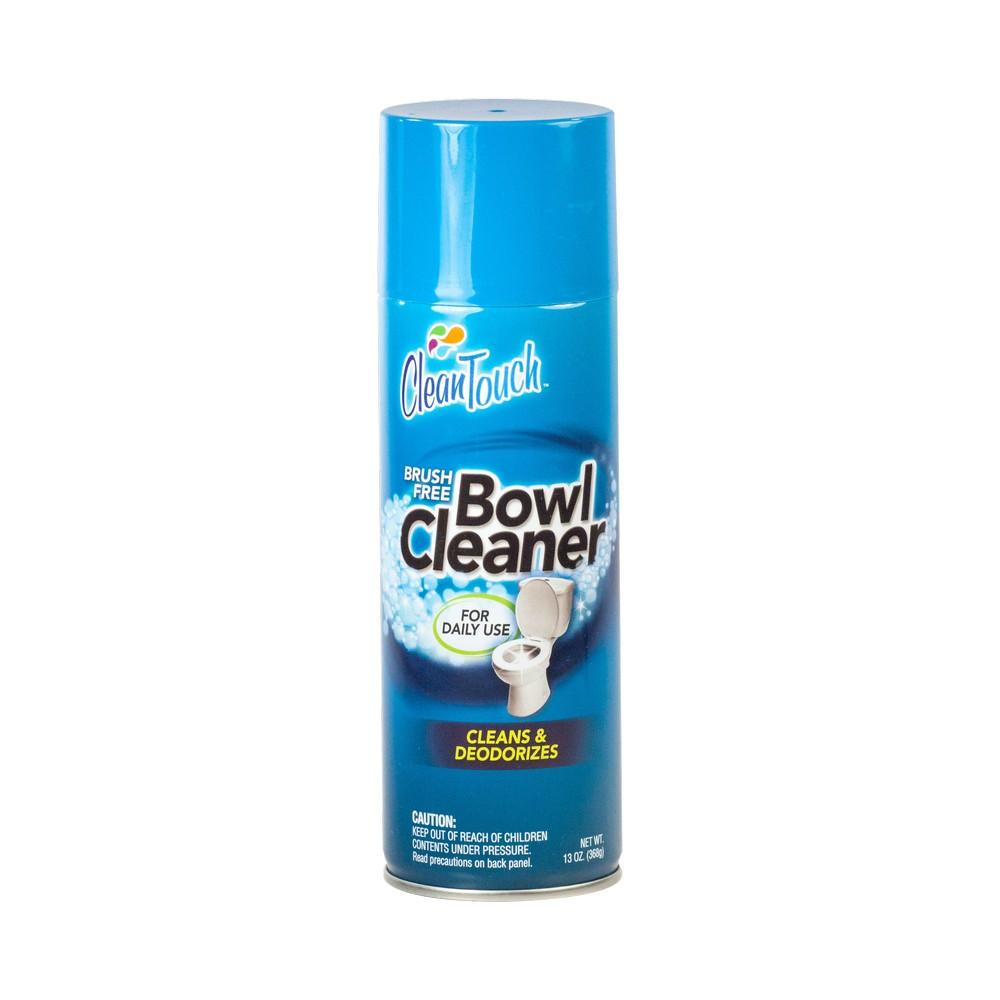 Limpiador para inodoro clean touch 13 oz