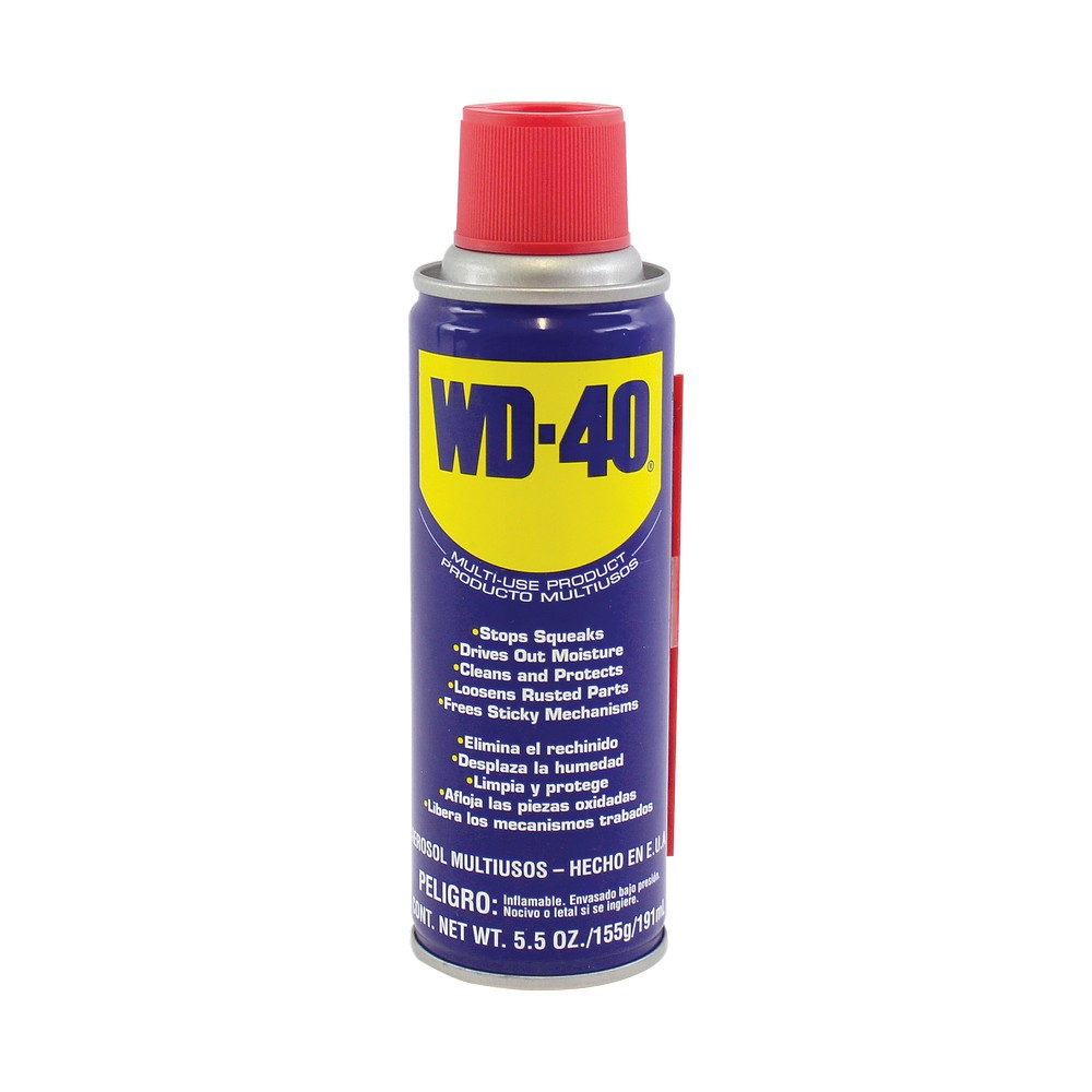 Lubricante penetrante multipropósito 5.5 oz