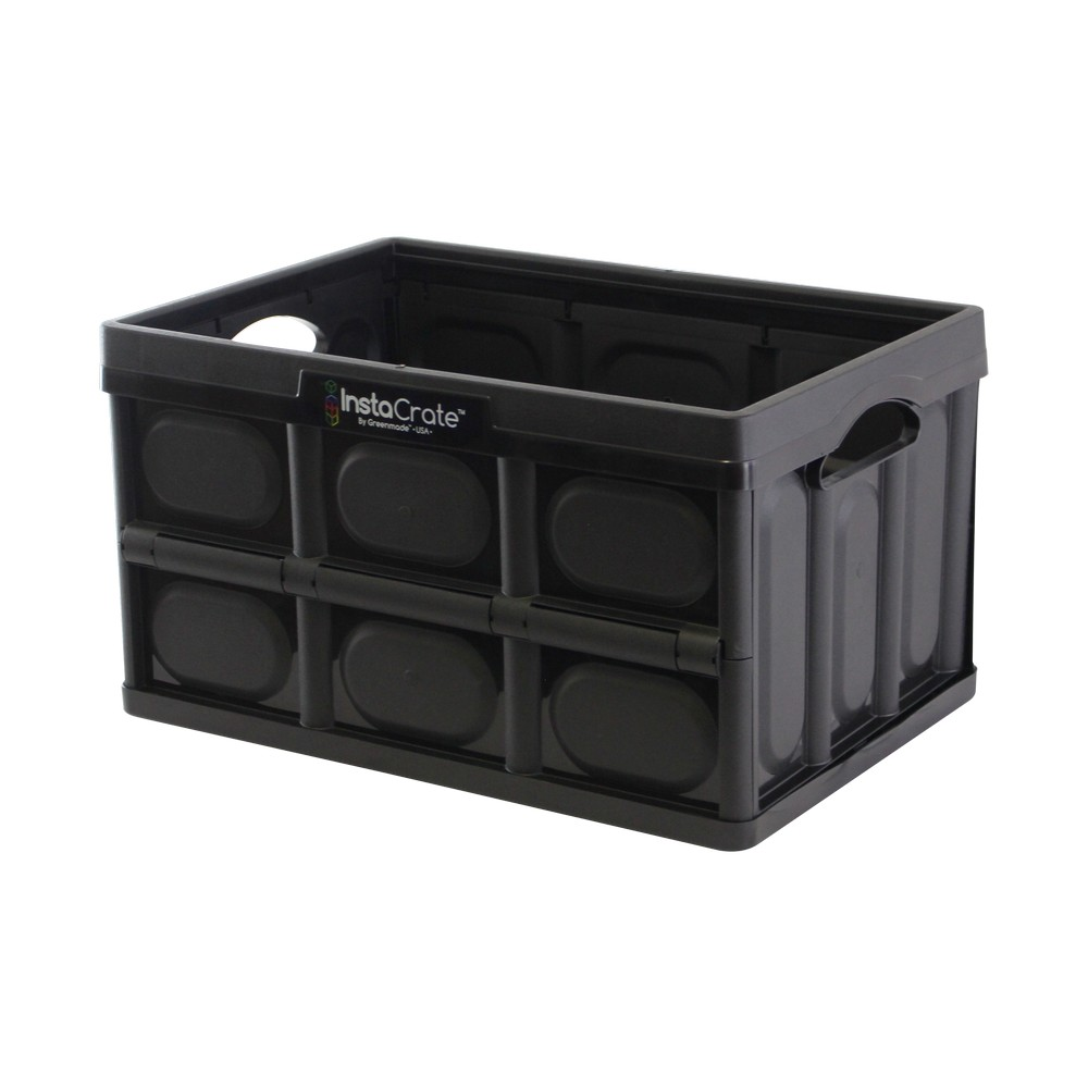 Caja plástica plegable de 21x14 pulgadas