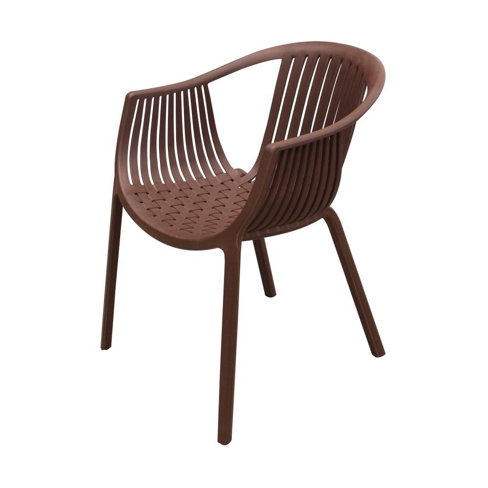 Silla plastica moderna coffe r sillas for Sillas plasticas plegables