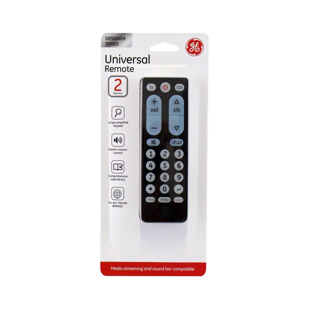 CONTROL REMOTO UNIVERSAL 2FUNCIONES 33700