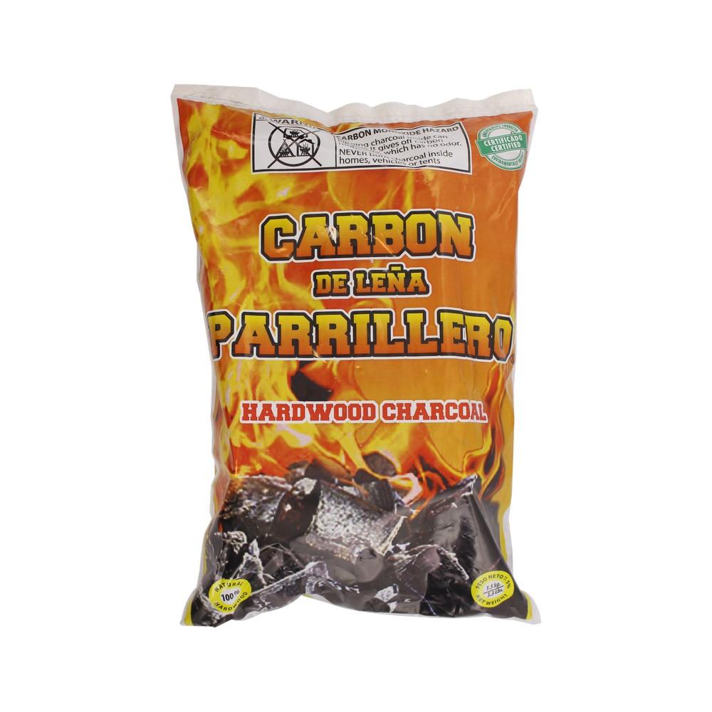 Carbón para barbacoa, bolsa de 3.3 libras.