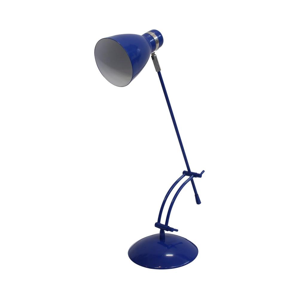 Lampara de escritorio azul oscura cd0005t-1bu