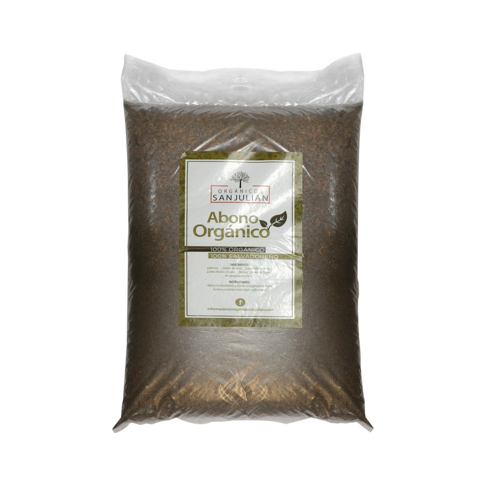 Fertilizante orgánico para plantas