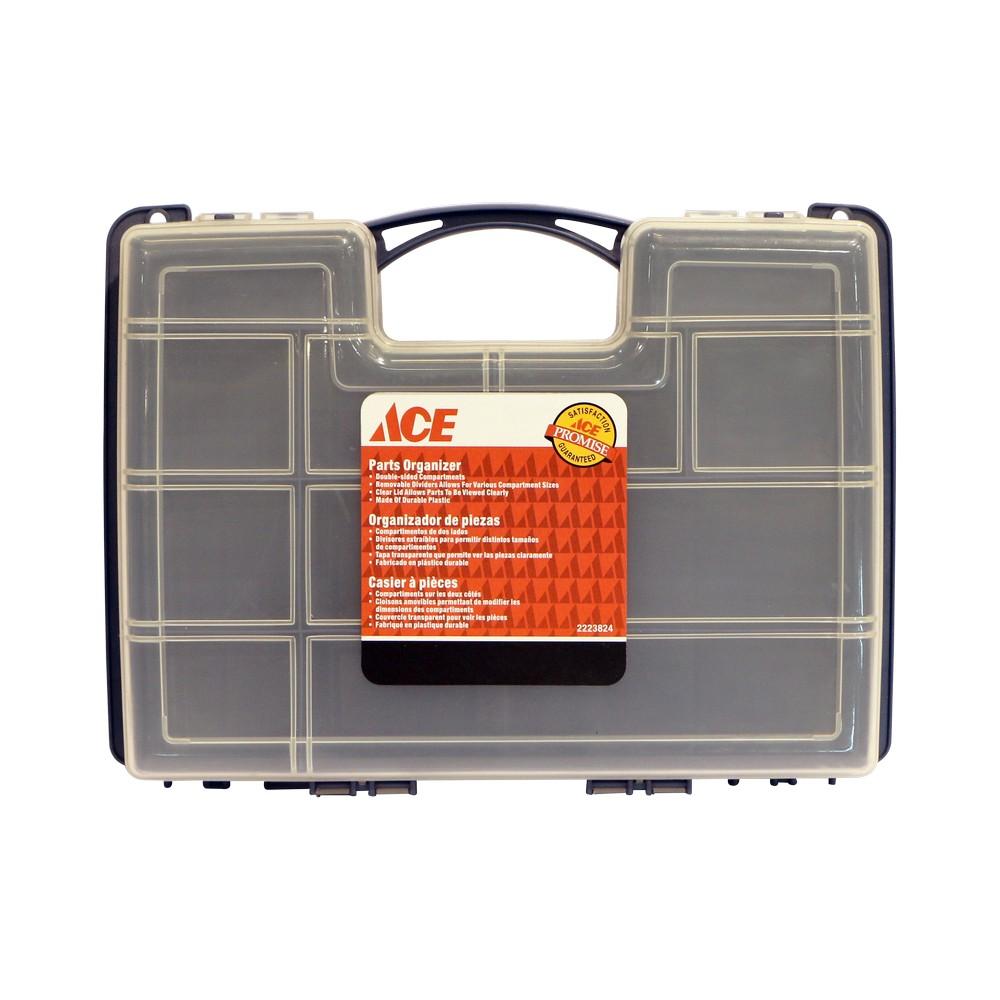 Organizador plastico 290x220x76mm ace 2223824