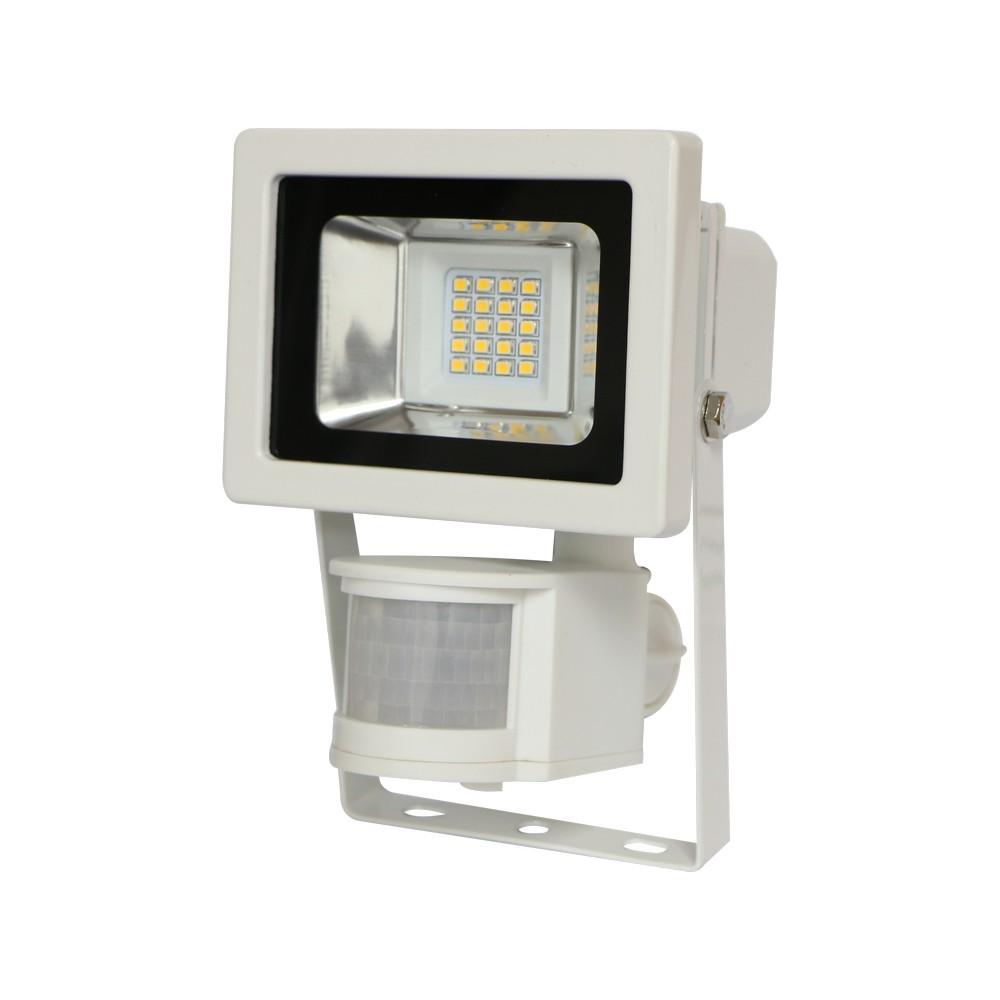 de movimiento 10wluz led sensor cálida con Lámpara Lqj3Rc45A