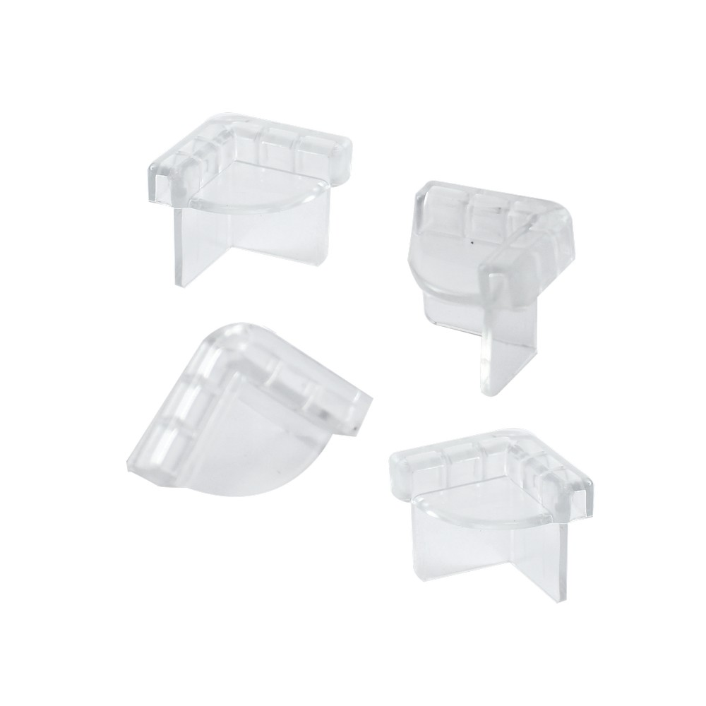 Protector plástico para esquina