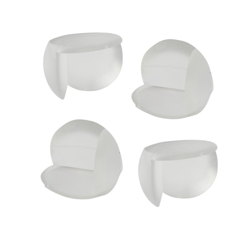 Protector plástico para esquina set 8 pzas