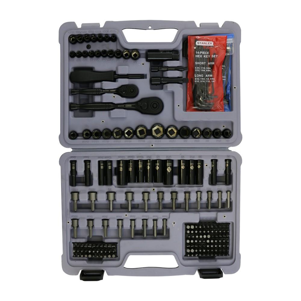 Juego de herramienta para mecanico stanley stmt80275 s/226